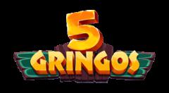 5 gringos kasino logo kasinoviidakko 240x132 - 5Gringos Kasino