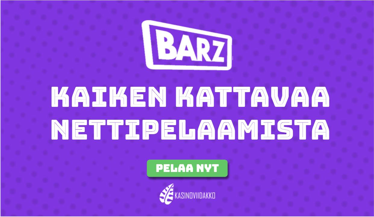 bartzjungle - Minkä takia valita juuri tämä kasino pelipaikaksi?