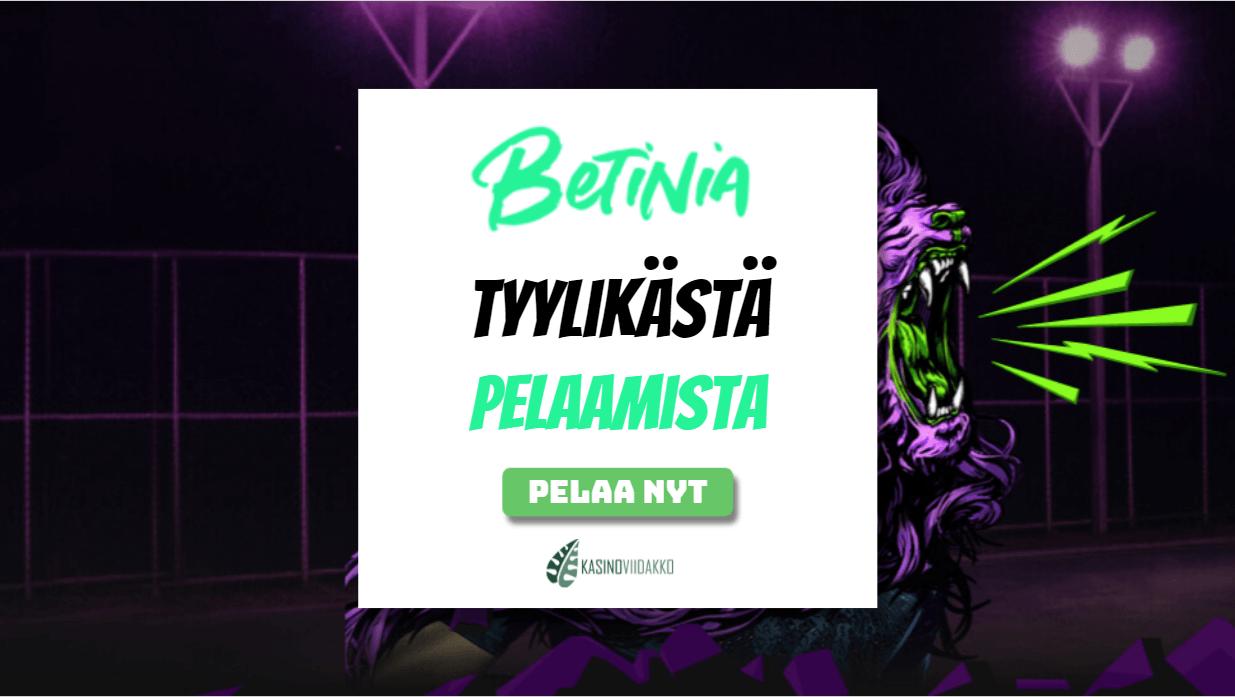 betiniakasinoviidakko - Betinia Casino