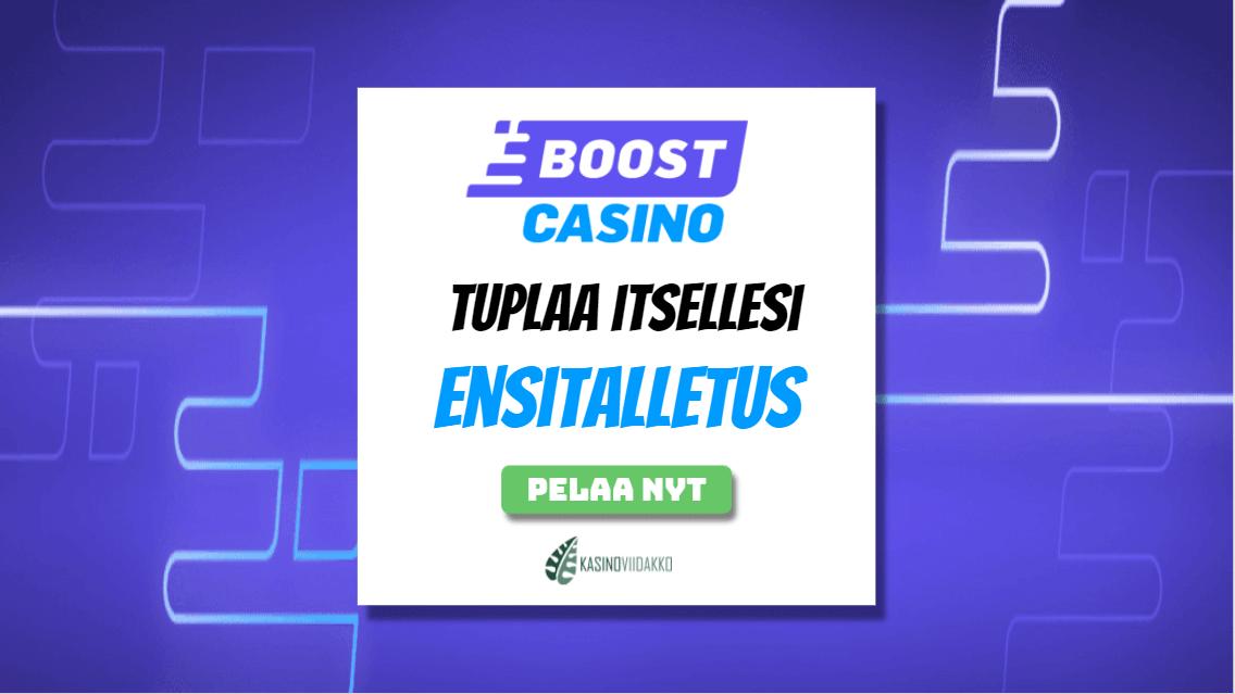 boostcasinoviidakko - Boost Casino