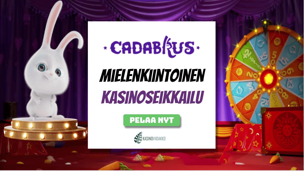 cadabruskasinoviidakko 1 - Cadabrus Kasino