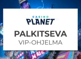 Casino Planetin ylellinen VIP-ohjelma
