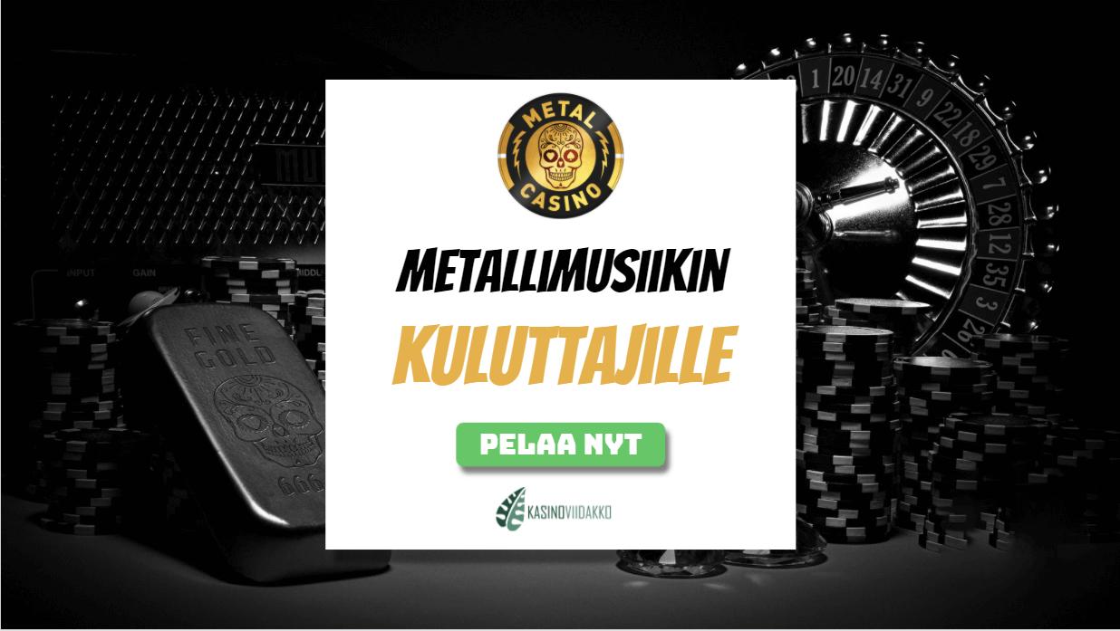 metalcasinoviidakko - Metal Casino