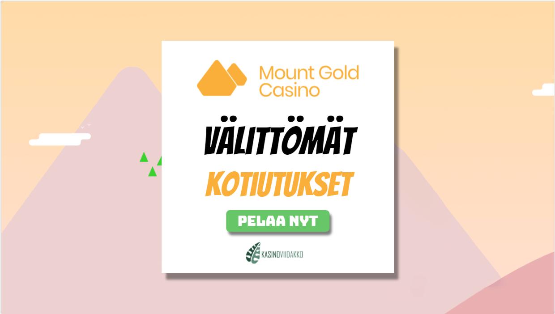 moungoldcasinoviidakko - Mount Gold Casino