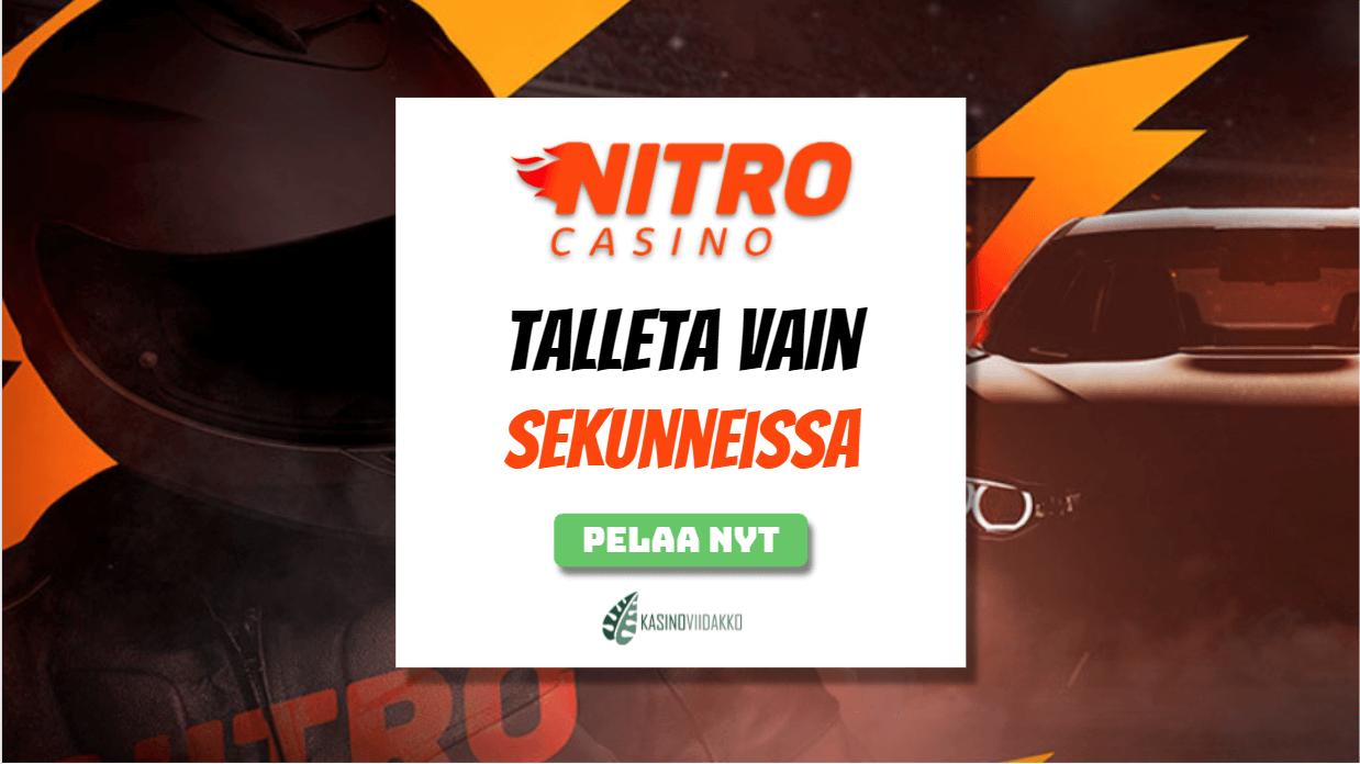 nitrocasinoviidakko - Nitro Casino