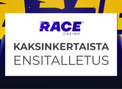 racekasino2 240x174 - Kasinobonukset