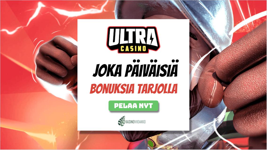 ultrakasinoviidakko - Ultra Casino