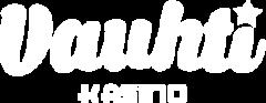 vauhti logo valk 240x93 - Vauhti Kasino