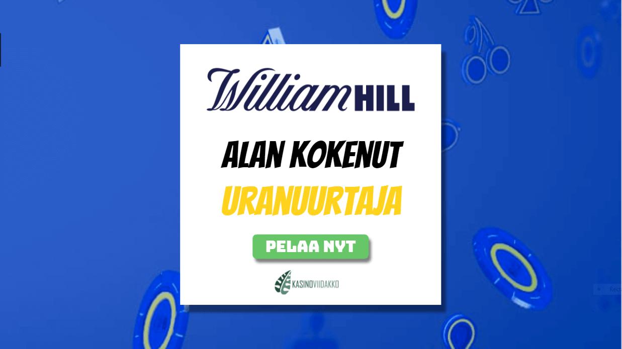 willianhillviidakko - William Hill